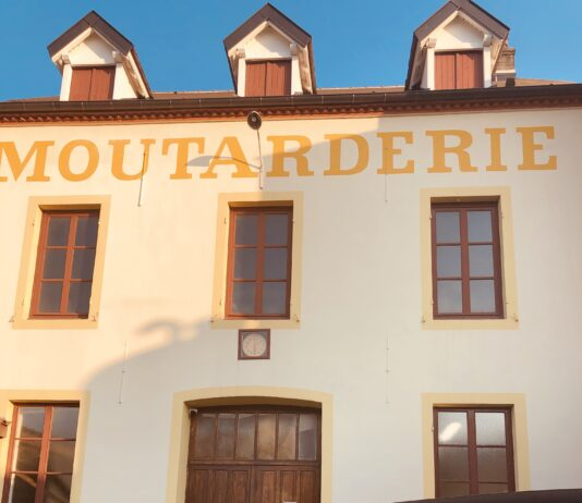 Moutarderie Fallot Beaune